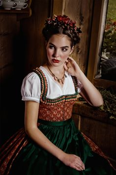 Dirndl Lena Hoschek Tradition