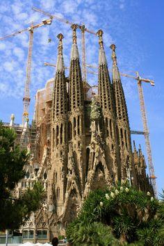La Sagrada Familia in Barcelona - Blog