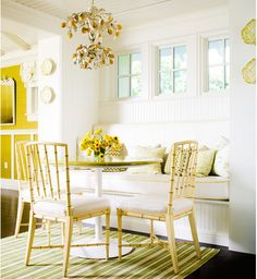 Springing into Yellow!- The Glam Pad