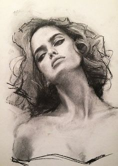 Supreme Portrait Drawing with Charcoal Ideas. Prodigious Portrait Drawing with Charcoal Ideas. Portrait Sketches, Pencil Portrait, Portrait Art, Portrait Shots, Charcoal Sketch, Charcoal Art, Charcoal Drawings, Pencil Art Drawings, Art Drawings Sketches