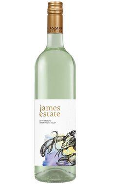 James Estate Verdelho 2017 Hunter Valley - 12 Bottles Stone Fruit, Wines, Bottles