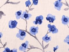 Top Quality Designer Fabrics At The Millshop Online French Fabric, Curtains With Blinds, Fabric Shop, Curtain Fabric, Fabric Design, Upholstery, Indigo, Fabrics, Bedroom