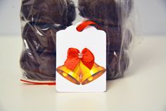 Christmas favor tags by KPC