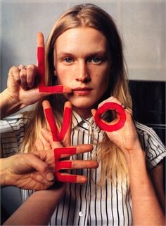 Vogue Italia, giugno 2001