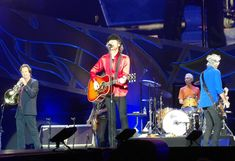 The Rolling Stones live in Detroit MI USA, July 8, 2015 by IORR