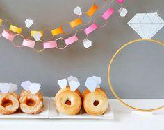 Shine Bright Like A Diamond! {Engagement Party Ideas!}