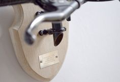 #interior #design #interiordesign #bike #bicycle #homedecor #art #modernart   http://bicycletaxidermy.com