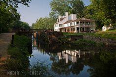Great Falls Tavern - Potomac, USA | by N+C Photo