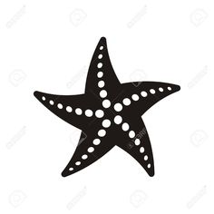 starfish stencil Craft Time Printables! Fish stencil