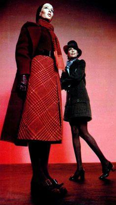 Christian Dior L'Officiel magazine 1969