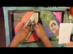 Greeting card journal keepsake album final craft ideas pinterest greeting card journal keepsake album part 13 m4hsunfo