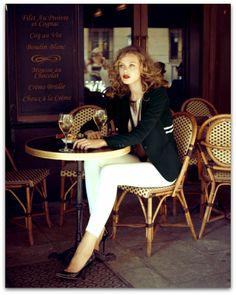 Art Symphony: Parisian Chic Style! Win your dream city break with i-escape & Coggles #coggles #iescape #competition