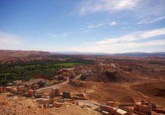 Exploring Ouarzazate - Morocco