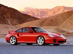 #Porsche 911 GT2 996