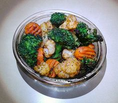 """Roasted Vegetables with  Kick Ass Seasoning! """"A great season that works well with any vegetables. ~  ~ The nutritional information on this recipe is incorrect. There is enough vegetables for 4 servings, but this makes enough seasoning for about 12 servings. You will have leftovers.. :-)""""  @allthecooks #recipe #vegetables #healthy #veggies #easy #vegetarian"""