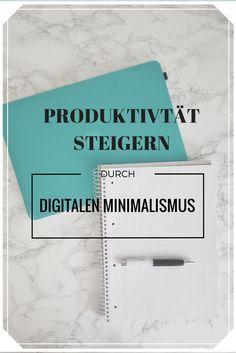 Willst du deine Produktivität steigern? Digitaler Minimalismus kann dir dabei helfen. Hier findest du Tipps, was du alles tun kannst.