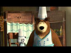 Маша и Медведь - Приятного аппетита - YouTube