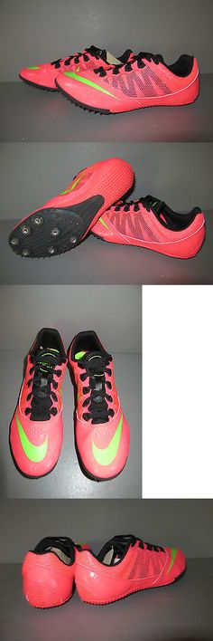 89adb43f4d33 Track and Field 106981  Nike Zoom Rival S 7 Track Field Spikes Cleats Hyper  Punch Black 616313-603 Sz 7 BUY IT NOW ONLY   39.99