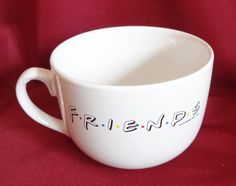 Friends TV Show Sitcom 14 oz Coffee Cup Mug Want!!!!
