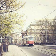 Springtime in Prague