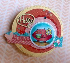 Sara Pieri: scrap stamping and fantasy -Drink Tropical - 4/9/16.  (Pin#1: 2 Cute... Pin+: Beverages; Summer Fun).
