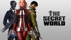 The Secret World by Rico Beaudoin, via Behance