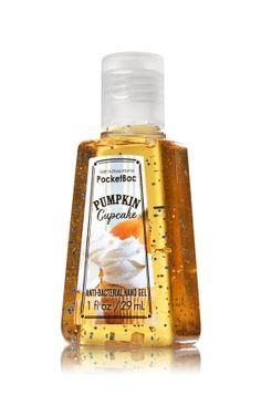 Pumpkin Cupcake PocketBac Sanitizing Hand Gel - Soap/Sanitizer - Bath & Body Works