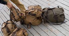 Filson bags like in The Proposal carried by Ryan Reynolds (Rakish Dishevelment: October 2010)