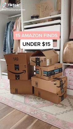 Amazing Life Hacks, Useful Life Hacks, My New Room, My Room, Best Amazon Buys, Everyday Hacks, 21 Day Fix Meal Plan, Girl Life Hacks, Amazon Beauty Products
