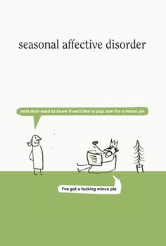 Forced social interaction: | Community Post: 10 Times Modern Toss Captured The Real Spirit Of Christmas
