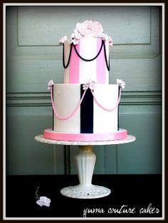Birthday cakes in Yuma Arizona by Yuma Couture Cakes, via Flickr
