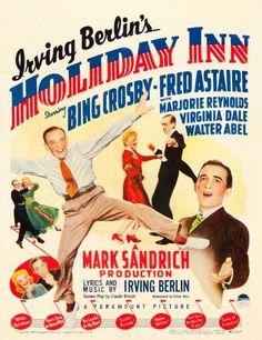 Holiday Inn Fred Astaire made me sooooo mad!
