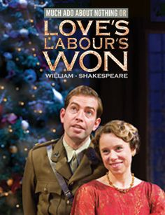 About | Love's Labour's Won | Live from Stratford-upon-Avon | Royal Shakespeare Company