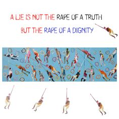 A lie is not the rape of a truth, but the rape of a dignity.  Quote from the book: Two truths and a wall in between  #angelosm #books #mybook #publications #quotes #quote #quoteoftheday #art #artquotes