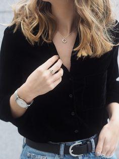 Minimal Jewellery for AW By Chelcie Nicole M