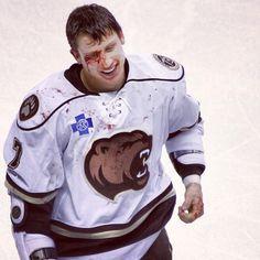 Steven Oleksy ~Hershey Bears~ ~Washington Capitals~