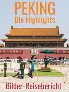 Es gibt einige Hightlights in Peking. Ein paar Inspirationen für die beeindruckendsten Sehenswürdigkeiten findest Du in diesem Bilder-Reisebericht aus China. Bali, Kensington, Peking, Innsbruck, China, Japan, Asia Travel, Basketball Court, Trotter
