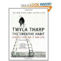 Twyla Tharp: The Creative Habit