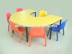 Minimalist Concept Discount Preschool Furniture #17586