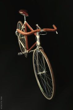 """43Milano Bicycles  """" Fixed"""" Crocco covered frame"""