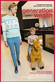 Generation Wealth Poster