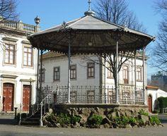 Reanimar os Coretos em Portugal: Matosinhos