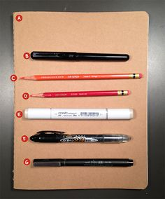Jake Parker shares what tools and sketchbook he used for the drawings and sketches in his new book DRAWINGS at http://mrjakeparker.tumblr.com/post/51831523995/i-thought-id-share-what-tools-and-sketchbook-i.