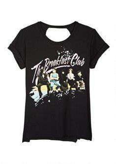The Breakfast Club Tee - Short Sleeves - Tops - Clothing - dELiA*s