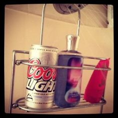The best beer is a shower beer Country Life, Country Girls, Cheap Beer, Power Shower, Everything Country, Redneck Girl, Bud Light, How To Make Beer, Best Beer