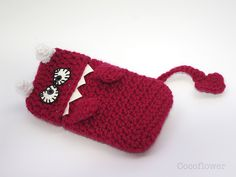 Crochet Phone case | Flickr - Photo Sharing!