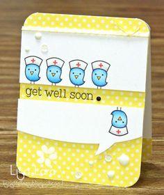 Get Well Soon Birdies