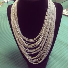 ✨Brand New ✨ Silver Chain Necklace!!! ✨New Beautiful, Attractive, silver Chain Necklace! Jewelry Necklaces