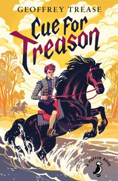 I wasn't yet 10 when I found Geoffrey Trease in the historical fiction section of my wonderful local library in Winnipeg. CUE FOR TREASON and CROWN OF VIOLET (my first novel about classical Greece) – and so many others.  ~GGK