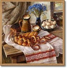 : Non plus ultra. Non Plus Ultra, Hungarian Recipes, Hungarian Food, Still Life, Pattern, Pink, Painting, Pasti, Eggs